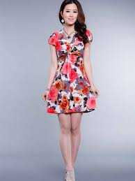 sleeved summer dress gowns and dress ideas