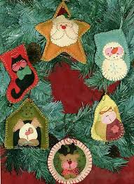free felt ornament patterns anniescupboards free felt