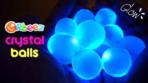 glow balls diy glow orbeez balls led orbeez light up monsterkids