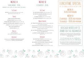birmingham menus u2039 bar estilo