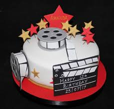 Movie Themed Cake Decorations Gardners Cakery Birthday Cakes Its All About Cake