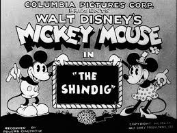 shindig 1930 mickey mouse minnie mouse