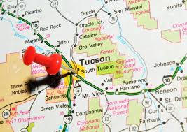 Az Zip Code Map Map Of Tucson Arizona My Blog