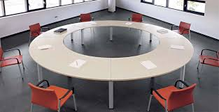 Circular Meeting Table Circular Conference Table Tag Office