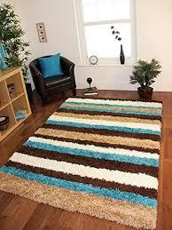 Brown And Blue Rug Vintage 8105 Turquoise Rugs Buy Online At Modern Rugs Uk