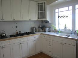 Design Notes Kitchen Makeover On Fresh White Kitchen Makeover Before And After Classic Casual Home