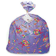 sweet jumbo plastic gift bag at dollar carousel