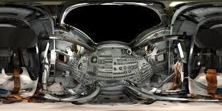 Lunar Module Interior 3d Si Apollo 11 Command Module