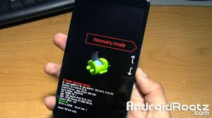 android boot into recovery how to enter into recovery mode on nexus 6 androidrootz