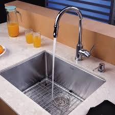 Undermount Kitchen Sink - kraus 23