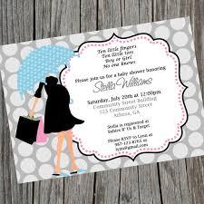 printable modern baby shower invitation gender neutral