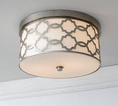 Pottery Barn Ceiling Light Awesome Flush Mount Lighting In Fabulous Ceiling Lights Youll