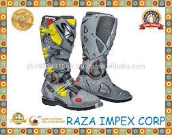 motorbike footwear durable motorbike leather racing shoes wholesale biker boots