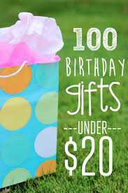 birthday presents for best 25 inexpensive birthday gifts ideas on