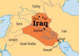 map of irak all who want iraq balkanized say i pkkh tv