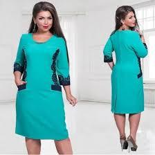 robe bureau robe femme en automne et en hiver style européen grande taille