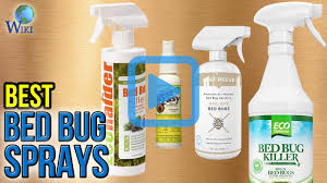Bed Bug Sprays Top 10 Bed Bug Sprays Of 2017 Video Review