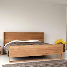 Nordic Bedroom by Ethnicraft Oak Nordic Bed Ethnicraft Nordic Bedroom Furniture
