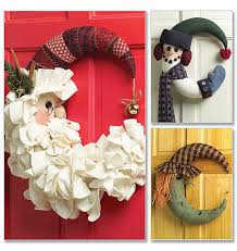 seasonal decorations m5205 seasonal decorations seasonal mccall s patterns