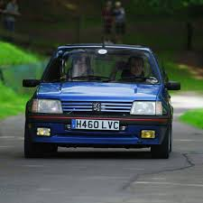 peugeot 101 car my homemade 2 0 supercharged peugeot 205 cars