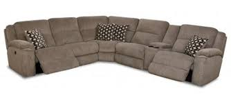 Homestretch Reclining Sofa Homestretch 162 Casual Power Reclining Sectional Sofa