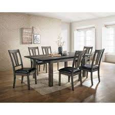 Dining Room Chair And Table Sets Dining Room Sets Kitchen Dining Room Furniture The Home Depot