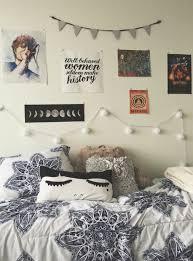 guirlande lumineuse deco chambre 60 idées en photos avec éclairage romantique