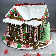 christmas gingerbread house christmas gingerbread farmhouse that s my home