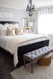 Black Glass Bedroom Furniture by Best 25 Black Bedroom Furniture Ideas On Pinterest Black Spare
