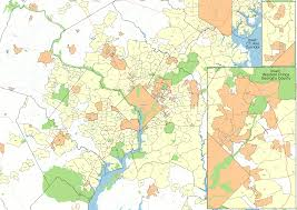 Washington Dc Area Map by Where You Live Is Obviously Important But Around Here It U0027s Not