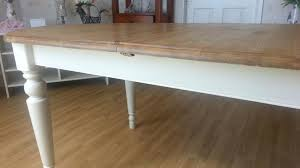 farmhouse extendable dining table for sale uk expandable plans by