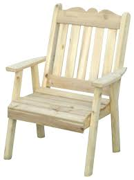 Pine Dining Chair Pine Dining Chair Royal English Traditional Outdoor Dining