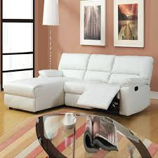 Compact Sectional Sofa by Contemporary Leather Sectional Recliner Sectional Sofas For Small