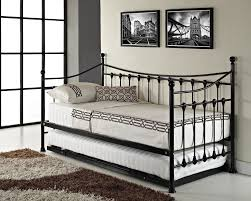 antique sofa bed design wrought iron sofa day bed with trundle