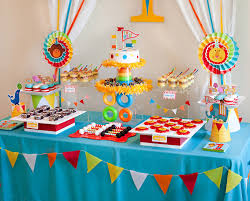 Decoration Ideas For Birthday Party At Home Hostess With The Mostess First Birthday Party Ideas U0026 Diy