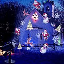 projection lights christmas led projector light decorations 14 slides