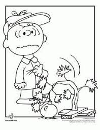 snoopy christmas coloring 231x300 charlie brown christmas