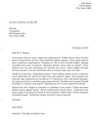 brilliant ideas of proper cover letter format with additional