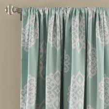 sophie window room darkening curtain panel set lush décor www