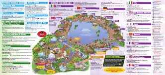 Legoland Florida Map by Epcot Guidemaps