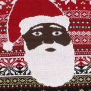 black santa the before sweater popcult wear