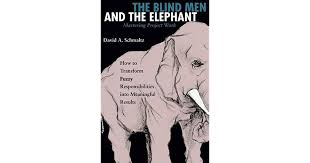 Blind Man And Elephant The Blind Men And The Elephant Mastering Project Work By David A