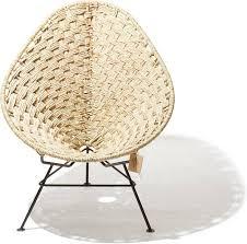 acapulco chaise chaise acapulco tule le fauteuil acapulco authentique