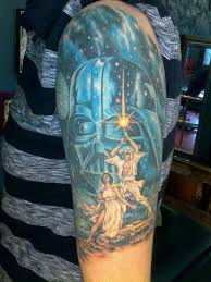 wars tattoos amazing fan designs from around the