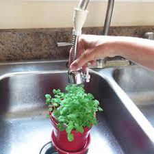 Spray Attachment For Kitchen Faucet Evelots Flexible Sink Faucet Sprayer Attachment Ebay
