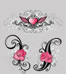 download heart tattoo drawings danielhuscroft com