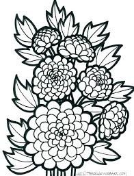 printable coloring pages flowers flower pattern coloring pages flower pattern coloring pages