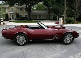 1969 corvette convertible 1969 chevrolet corvette convertible mjc cars pristine