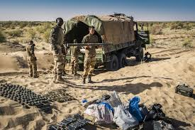 mali manual suggests al qaida has feared weapon