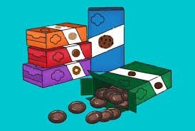 do you remember these 15 discontinued scout cookies mental